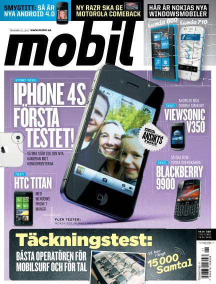 Mobil Sverige November 01, 2011 00:00