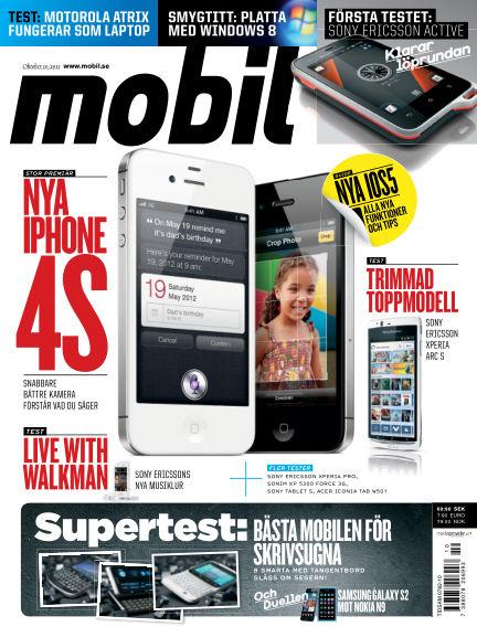 Mobil Sverige October 18, 2011 00:00