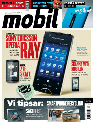 Mobil Sverige 2011-09-20