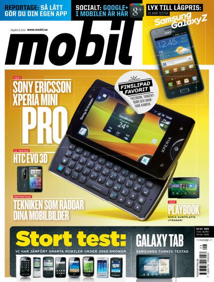 Mobil Sverige August 16, 2011 00:00