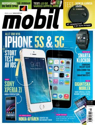 Mobil Sverige 2013-10-08