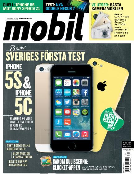 Mobil Sverige November 05, 2013 00:00
