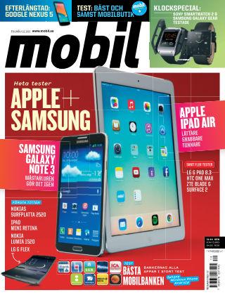 Mobil Sverige 2013-12-03