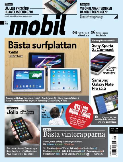 Mobil Sverige February 04, 2014 00:00