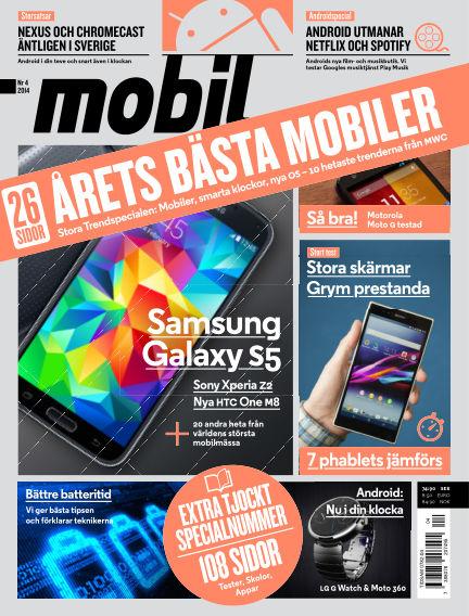 Mobil Sverige April 08, 2014 00:00