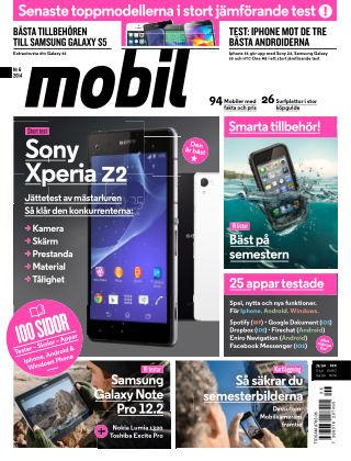 Mobil Sverige 2014-06-03