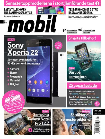 Mobil Sverige June 03, 2014 00:00
