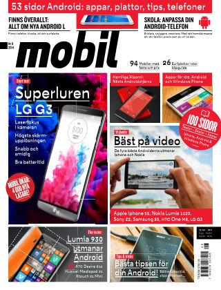 Mobil Sverige 2014-08-05