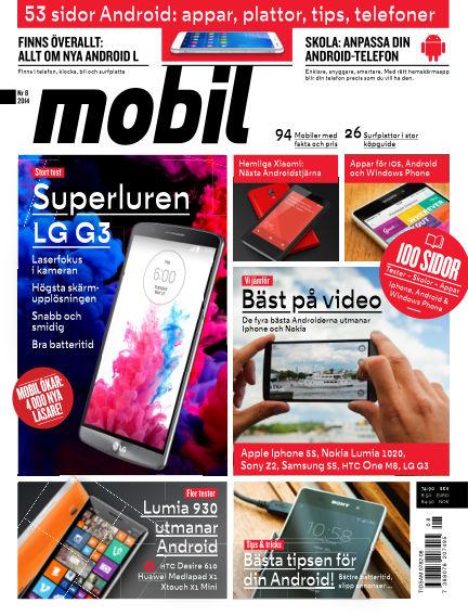 Mobil Sverige August 05, 2014 00:00