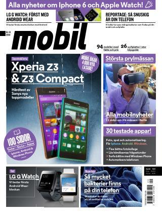 Mobil Sverige 2014-10-07
