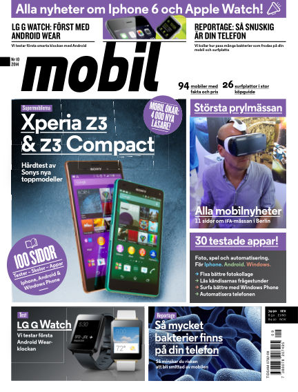 Mobil Sverige October 07, 2014 00:00