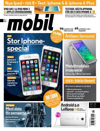 Mobil Sverige 2014-11-04