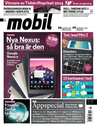 Mobil Sverige 2015-01-05