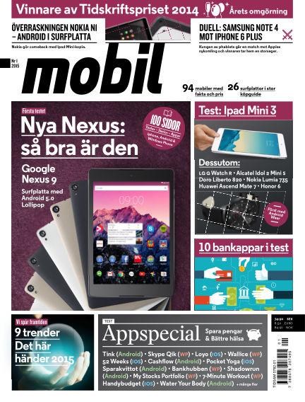 Mobil Sverige January 05, 2015 00:00