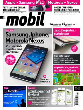 Mobil Sverige 2015-03-03