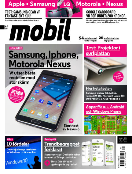 Mobil Sverige March 03, 2015 00:00