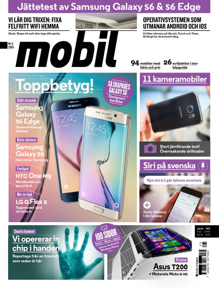 Mobil Sverige May 05, 2015 00:00