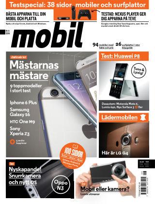 Mobil Sverige 2015-06-02