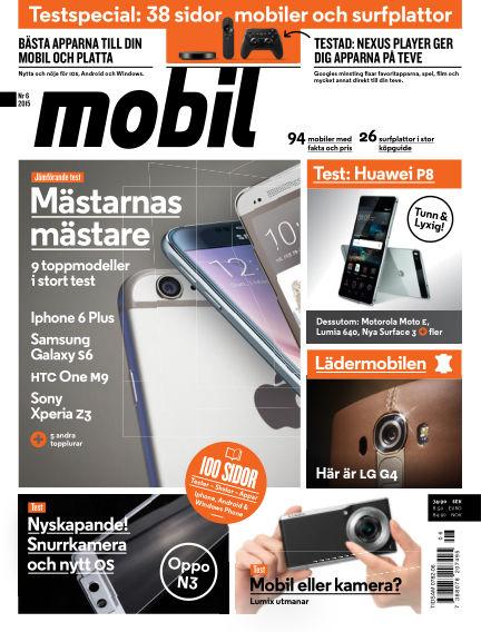 Mobil Sverige June 02, 2015 00:00