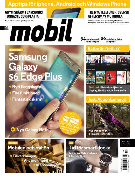 Mobil Sverige September 08, 2015 00:00