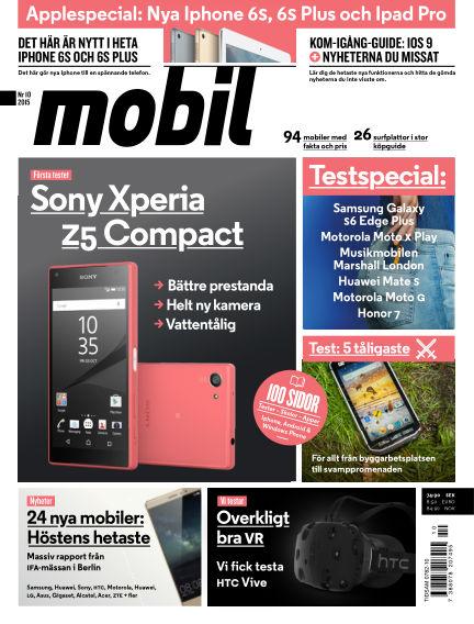 Mobil Sverige October 06, 2015 00:00
