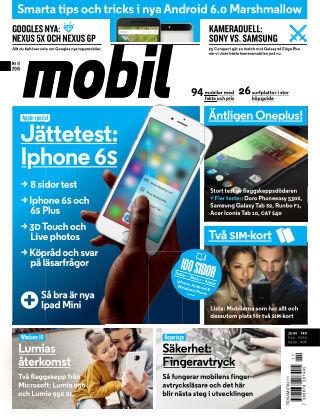 Mobil Sverige 2015-11-03