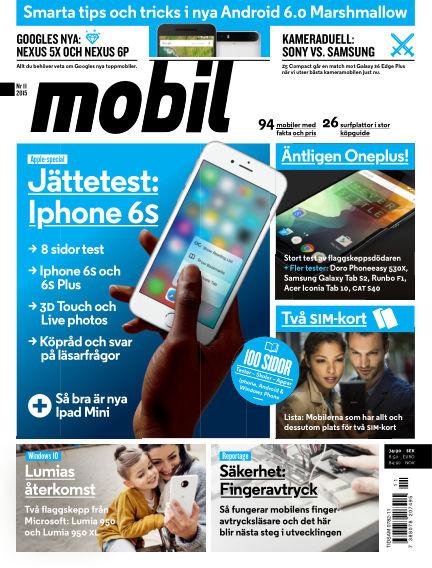 Mobil Sverige November 03, 2015 00:00