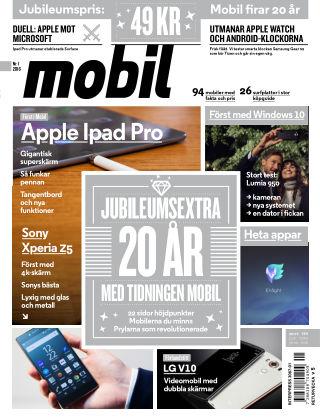 Mobil Sverige 2016-01-05