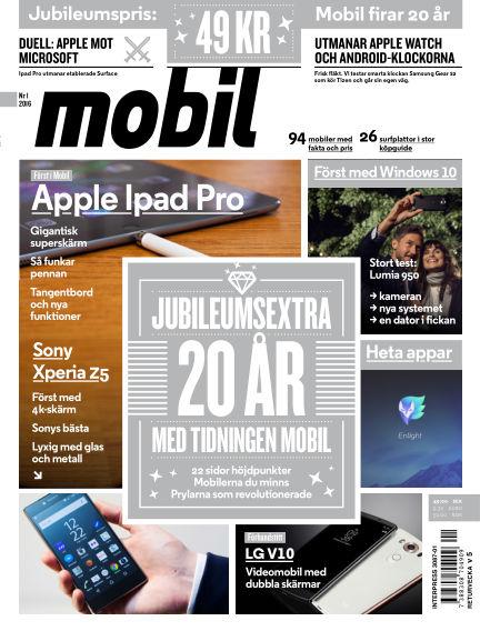 Mobil Sverige January 05, 2016 00:00