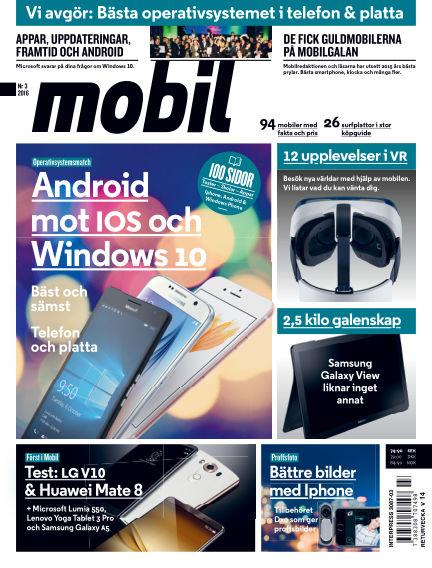 Mobil Sverige March 01, 2016 00:00
