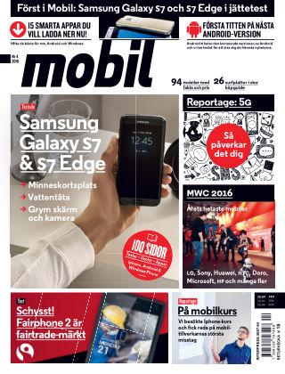 Mobil Sverige 2016-04-05