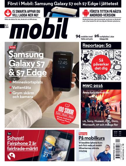 Mobil Sverige April 05, 2016 00:00