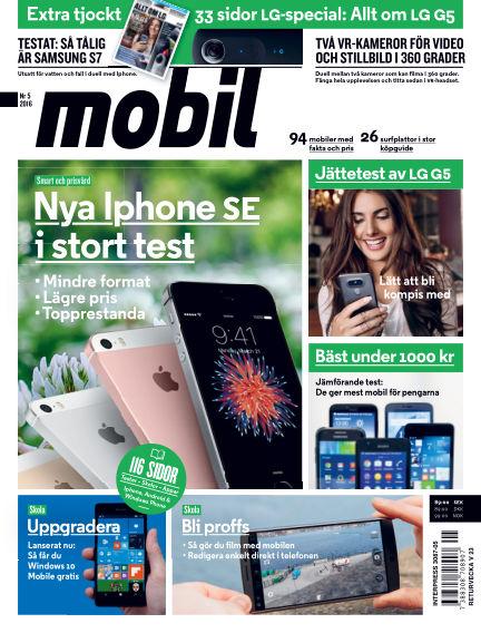 Mobil Sverige May 03, 2016 00:00