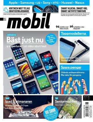 Mobil Sverige 2016-06-07