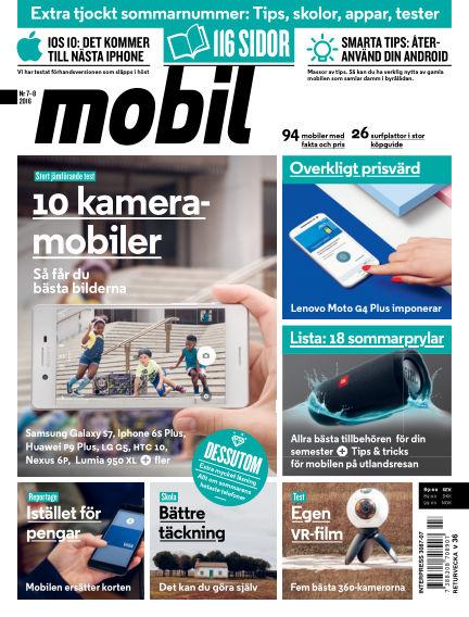 Mobil Sverige July 05, 2016 00:00