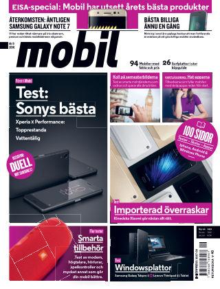 Mobil Sverige 2016-09-06