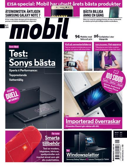Mobil Sverige September 06, 2016 00:00
