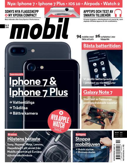 Mobil Sverige October 04, 2016 00:00