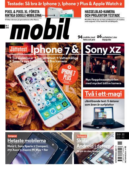 Mobil Sverige November 08, 2016 00:00