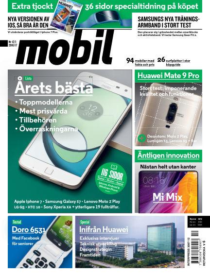 Mobil Sverige December 06, 2016 00:00