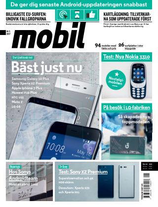 Mobil Sverige 2017-07-25