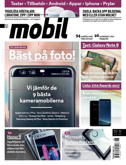 Mobil Sverige October 03, 2017 00:00