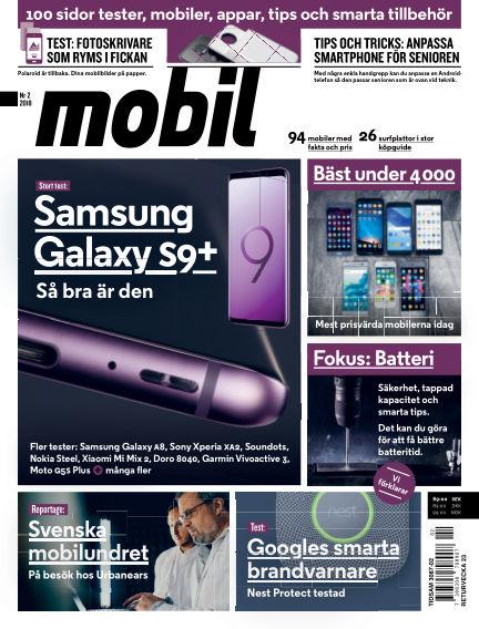 Mobil Sverige April 03, 2018 00:00