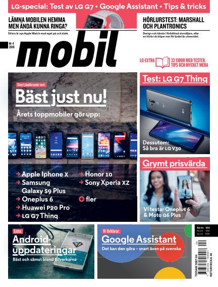 Mobil Sverige July 25, 2018 00:00