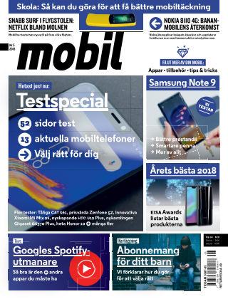 Mobil Sverige 2018-10-02