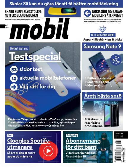 Mobil Sverige October 02, 2018 00:00