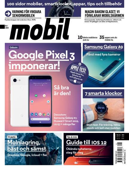 Mobil Sverige February 05, 2019 00:00