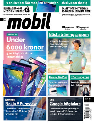 Mobil Sverige 2019-04-02