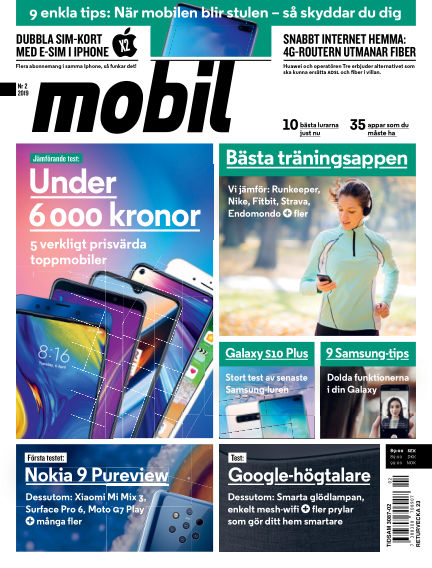 Read Mobil Sverige Magazine On Readly The Ultimate Magazine