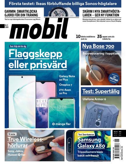 Mobil Sverige October 01, 2019 00:00